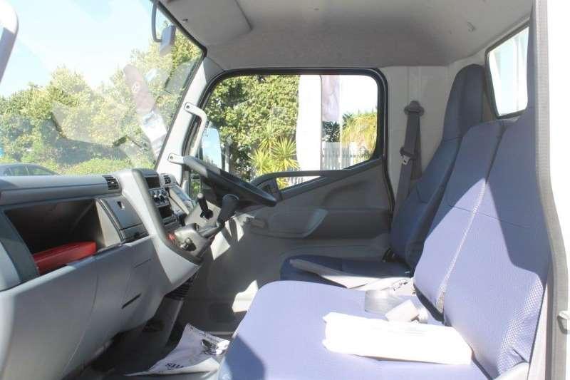 Fuso Dropside Canter FE7-136 Dropside Truck