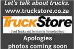 Truck Fuso FK 10 240 Dropside Body Fuso 2012