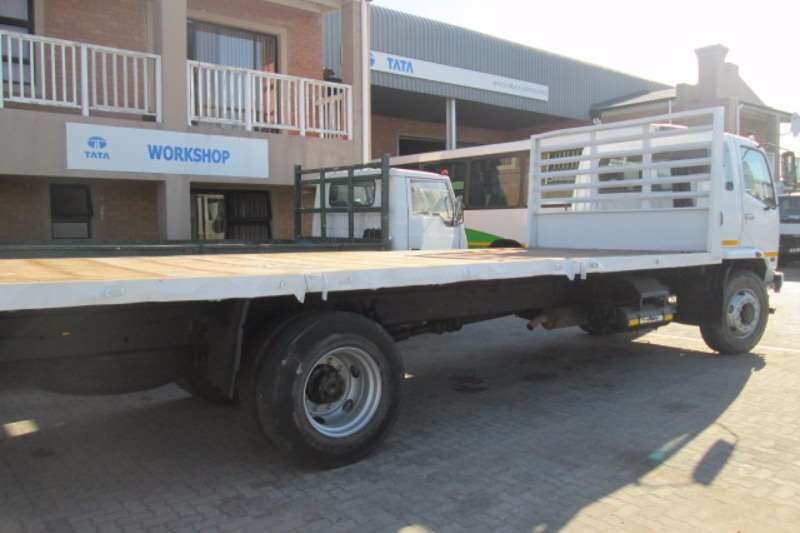 Fuso Flat deck Intercooler Truck