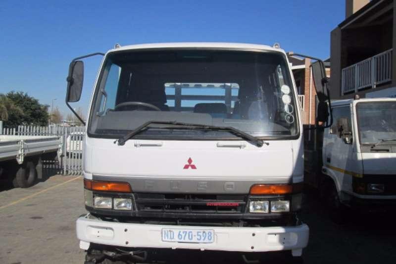 Fuso Flat deck Intercooler Truck