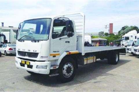 Truck Fuso FM 16-270- (8 TON) 2013