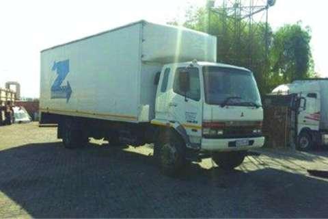 Fuso FM16-283 8 TON BOX BODY Truck