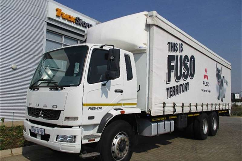 Fuso FN25 270 Tautliner Body Fuso Truck