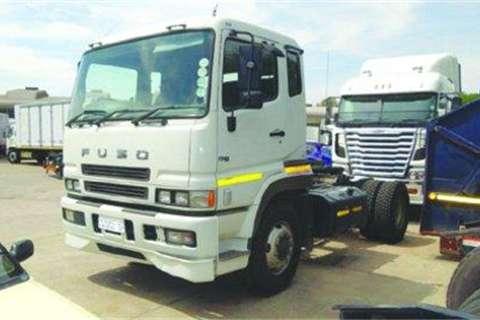 Truck Fuso FP 18.350- 2012