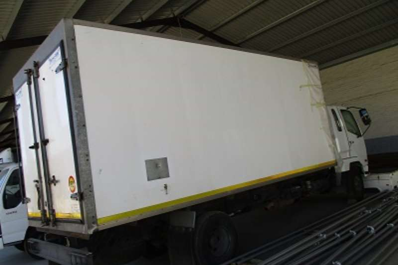 Fuso Fridge truck FK10 162 Truck
