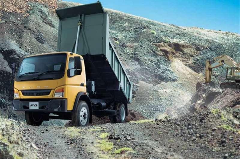 Truck Fuso Fuso FA9-137 Tipper 2016