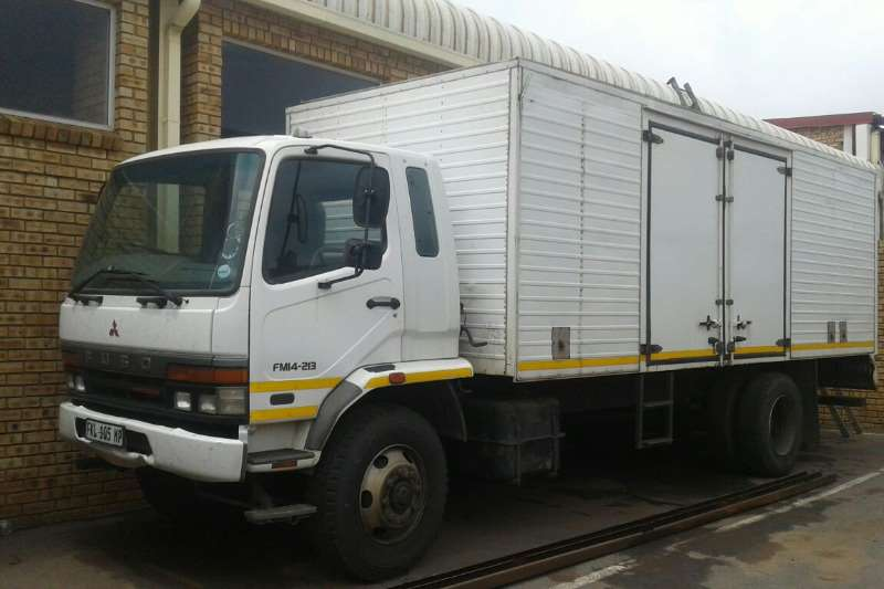 Fuso Other 14-213 Engine Breathing Truck