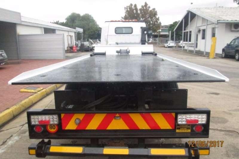 Fuso Roll back FA9-137 FC 6M Rollback Truck
