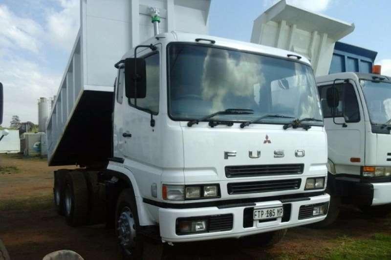 Truck Fuso Tipper 10 CUBE MITSUBISHI FOR SALE 2008