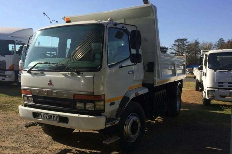 Truck Fuso Tipper 15253 2006