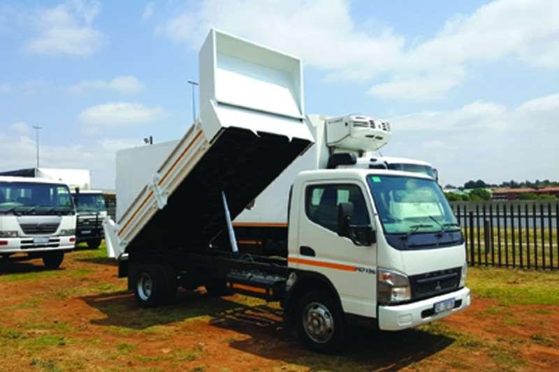 Fuso Tipper 7-136 Truck