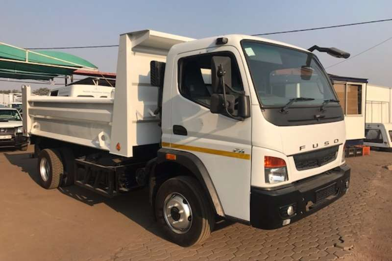 Fuso Tipper CANTER FA9 137 TIPPER Truck