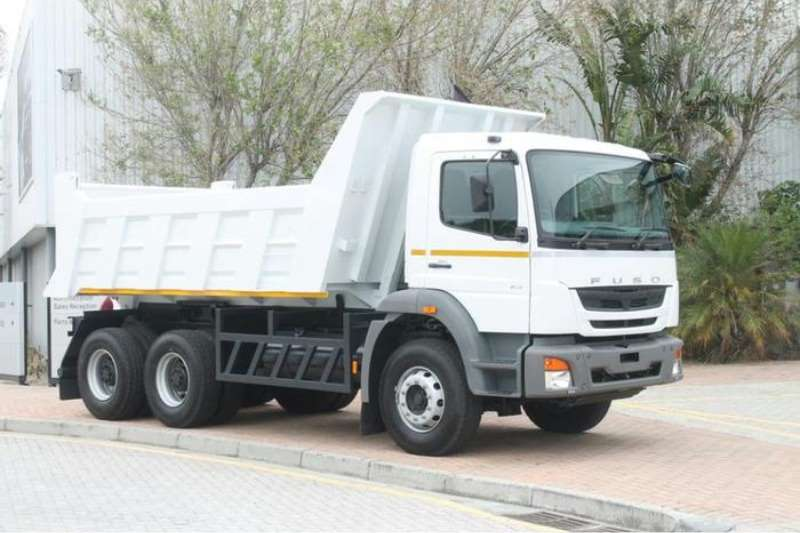 Truck Fuso Tipper FJ 26-280 Turbo Intercooled 6x4 Tipper 2017
