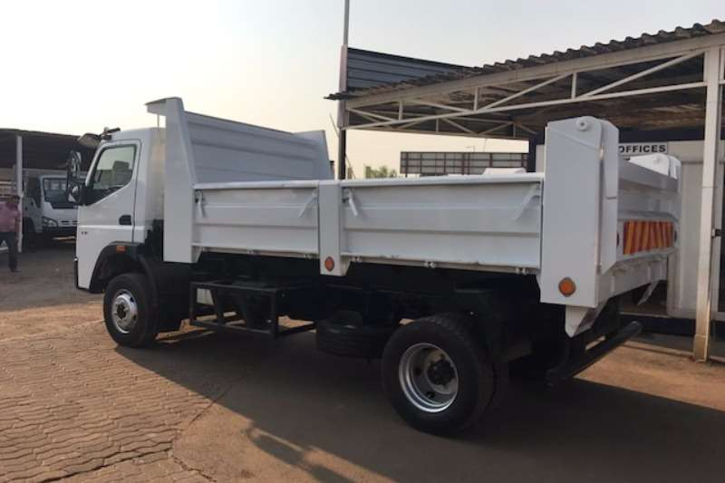 Fuso Tipper FUSO CANTER FA9 137 TIPPER Truck