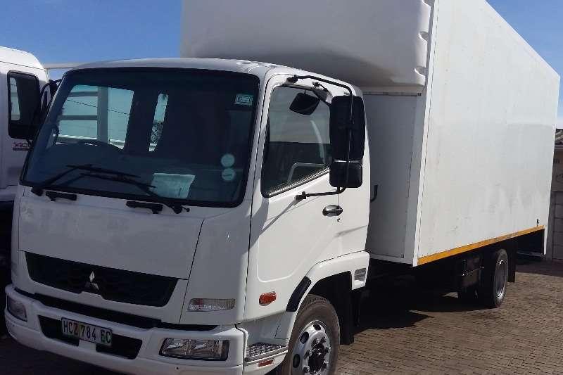 Fuso Van body FK13-240 Truck