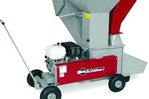 GSB 242 Combi Shredders- Truck