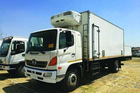 Hino 15-257 Fridge- Truck
