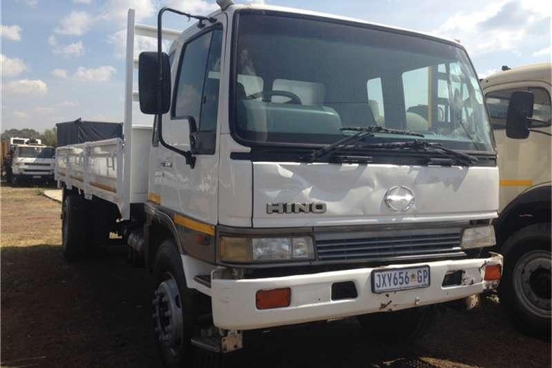 Hino 16-177 Dropside Truck