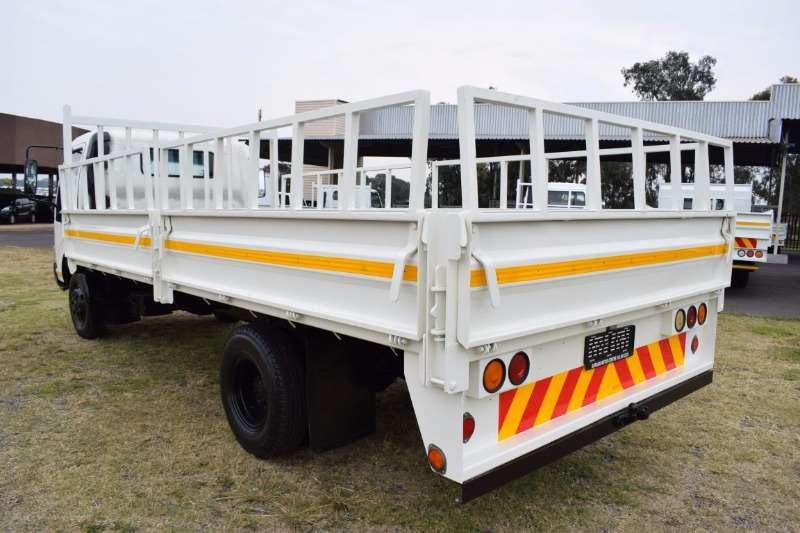 Hino 300 Dropside 8 14 Truck
