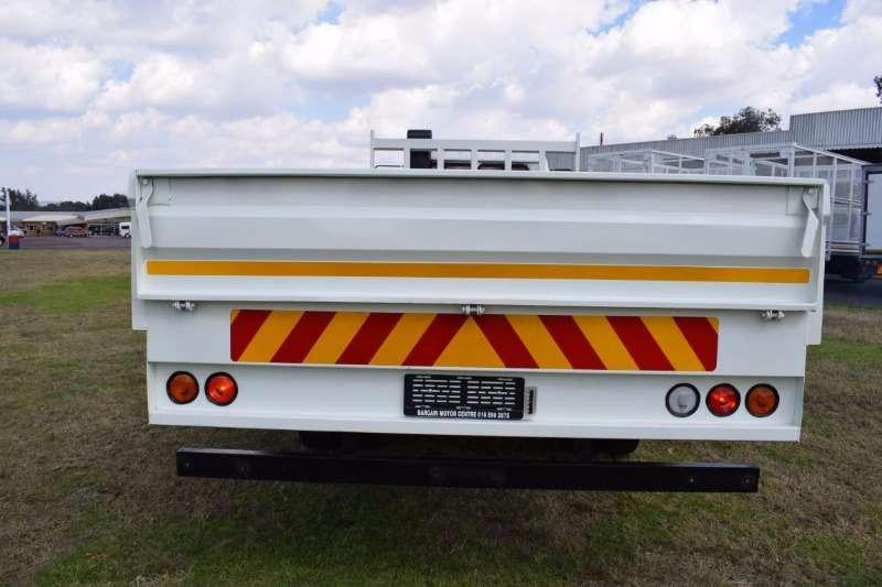Hino 500 12-146 DROPSIDE Truck