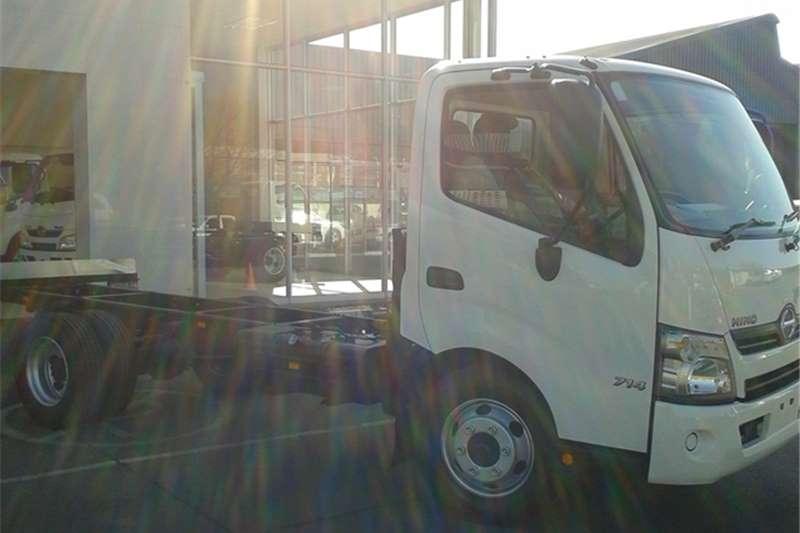 Hino Chassis cab Hino 300 714 LWB/SWB Truck