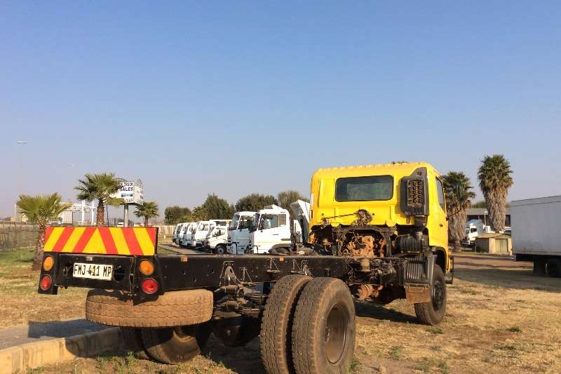 Hino Chassis cab Hino 500 1322 4x4 Chassis Cab Truck