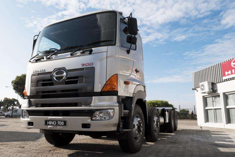 2018 Hino Hino 700 Chassis cab Truck Trucks for sale in ...