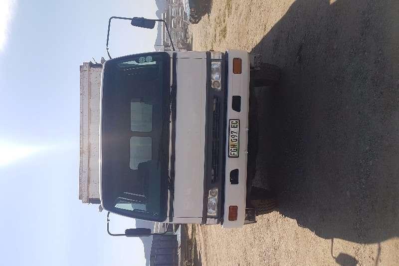 Hino Curtain side 16 177 Truck