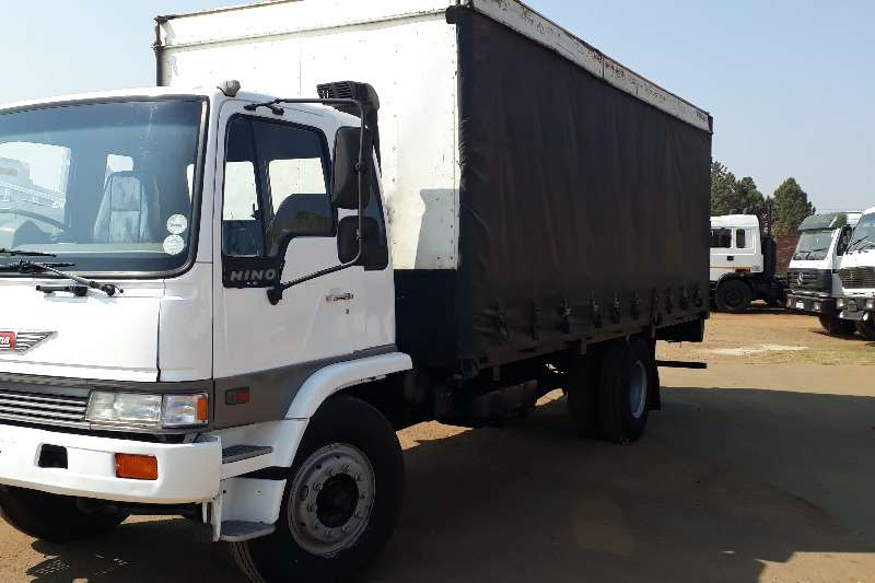 Truck Hino Curtain Side HINO SUPER DOLPHIN FOR SALE 0