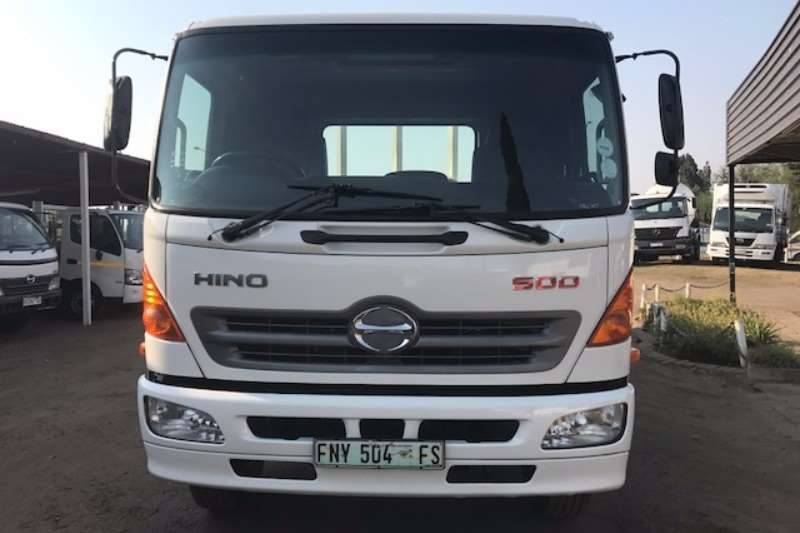 Hino Dropside 500 1324 DROPSIDE Truck