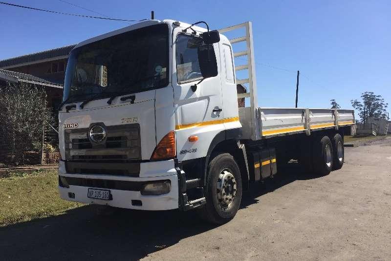 Hino Dropside 700 28-418 Truck