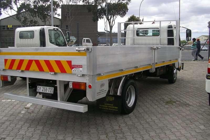 Hino Dropside Demo Hino 915 Truck