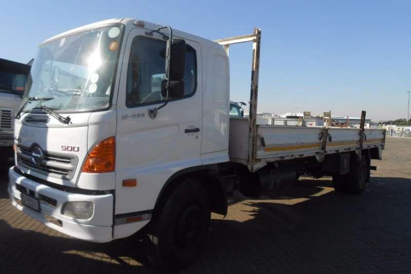 Hino Dropside HINO 15-258 DROPSIDE Truck
