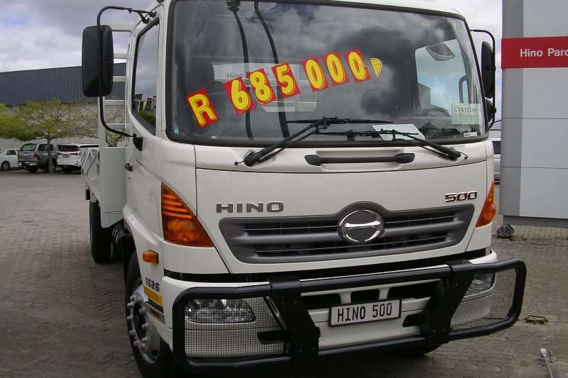Hino Dropside Hino 1626 Truck