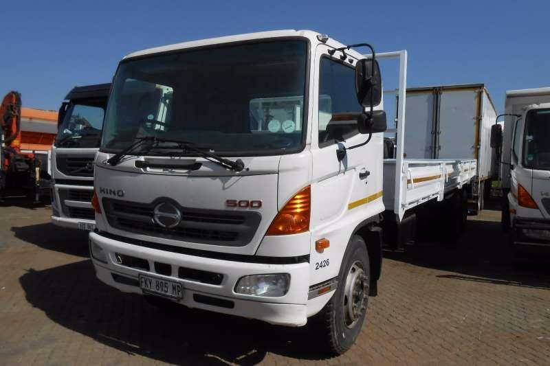 Hino Dropside HINO 2426   DROPSIDE Truck