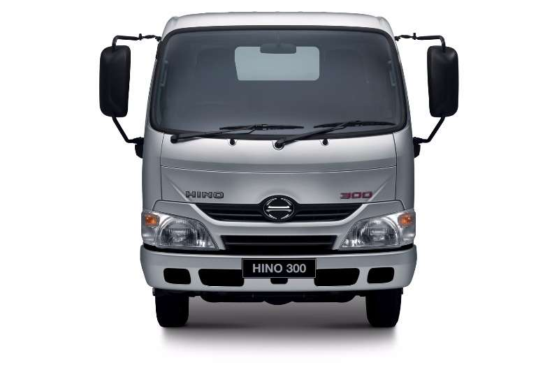 Hino Dropside HINO 614 AUTO Truck