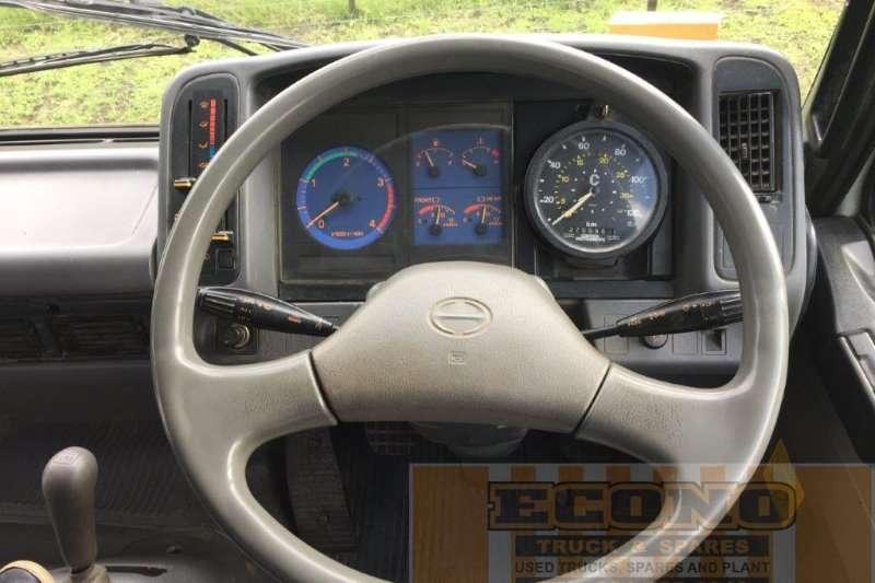 Hino Flat deck Ranger 15-207 Truck