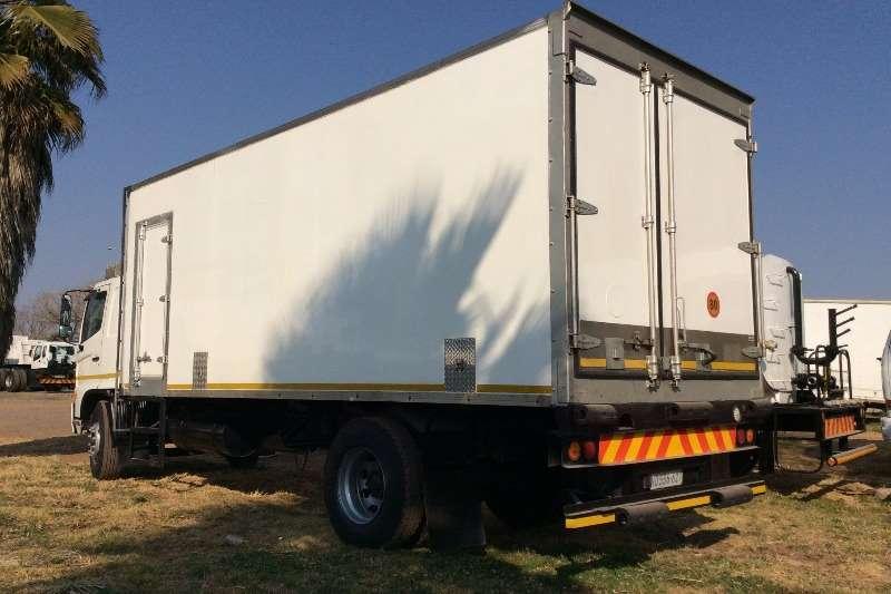 Hino Fridge truck Hino 15-258 Fridge Truck