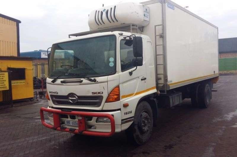 Hino Fridge truck Hino 1626 Truck
