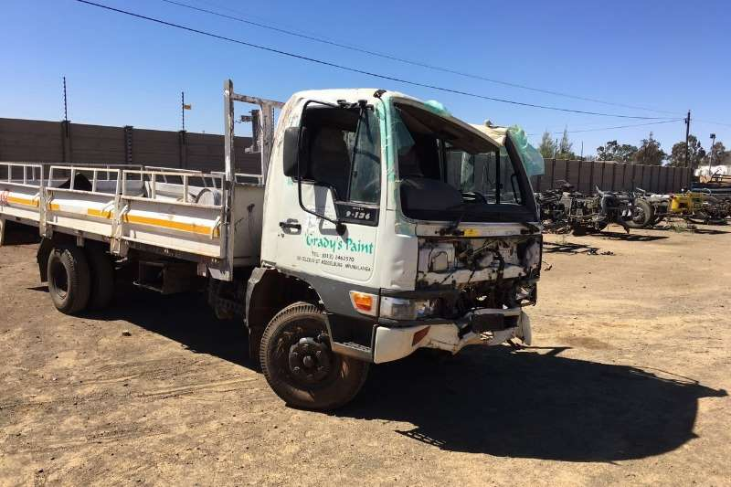 Hino Mass side Hino 9-136 Stripping for Spares Truck