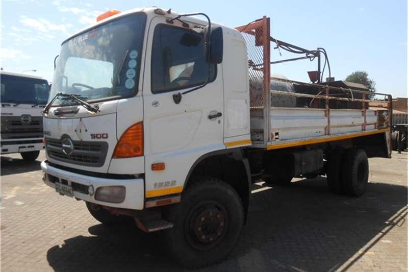 Truck Hino Other 1322 4 x 4 Gener/Diesel  2012