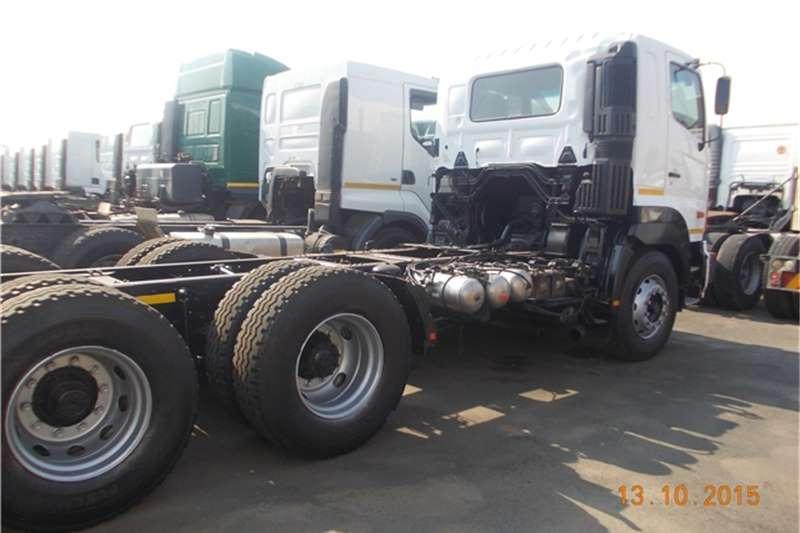 Hino Other TOYOTA HINO 700 Truck