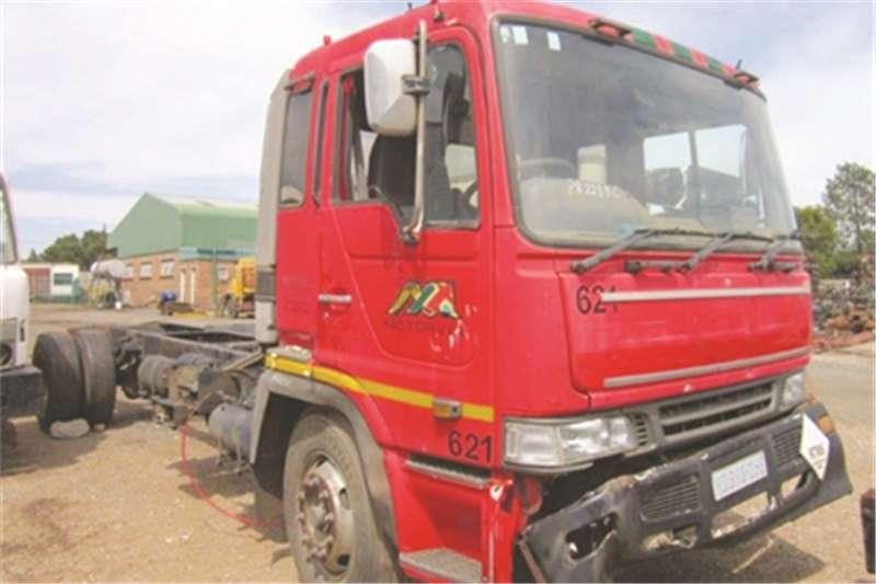 Hino Profia Truck