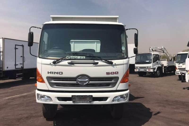 Hino Tipper HINO500 1626 TIPPER 6CUBE Truck