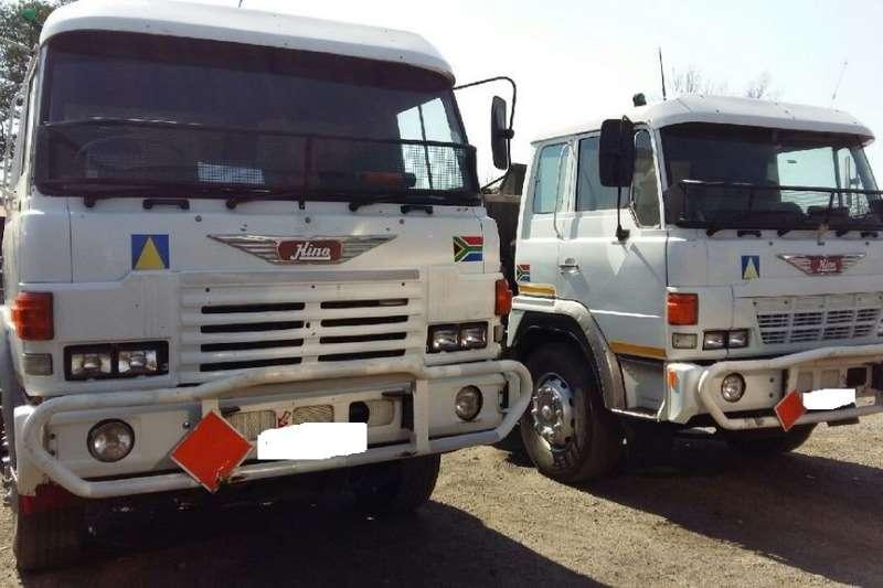Hino Used Hino Super Dolfen Available Truck