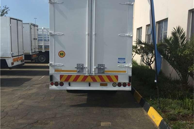"Hino Van body HINO 300 814 VAN BODY 4T ""4 day sale"" Truck"
