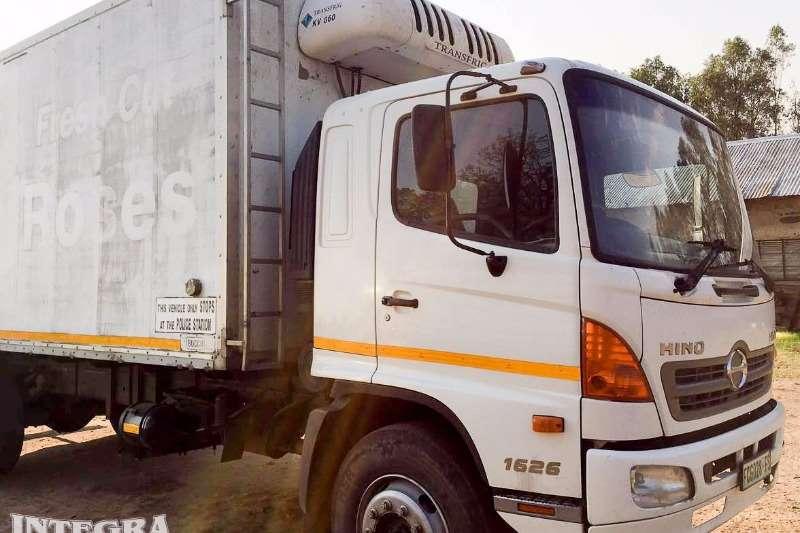 Hino Van body Hino 500 1626 XLWB F/C C/C Truck