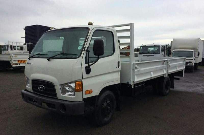Hyundai Dropside HYUNDAI HD72 DROPSIDE Truck