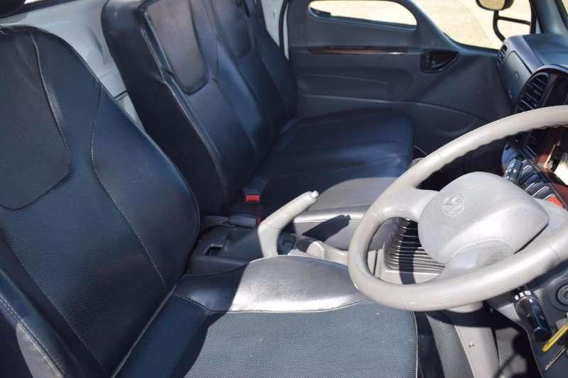Hyundai HD 72 CAGE BODY Truck