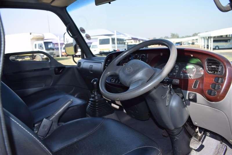 Hyundai HD-72 TIPPER Truck